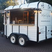 The Gin And Fizz Van